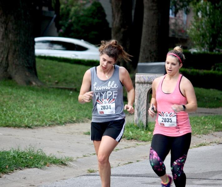 Aly-Maren Running